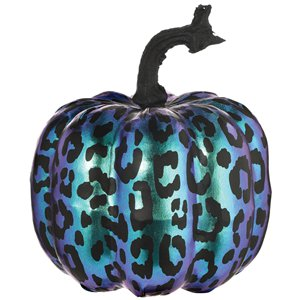 Purple Midnight Pumpkin - 17.5cm