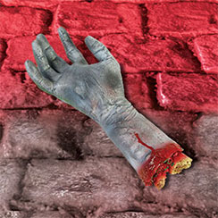 Zombie Severed Hand Prop - 32cm