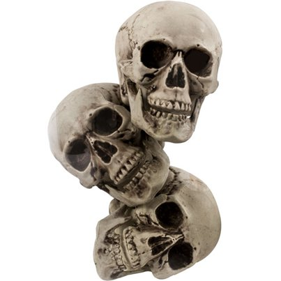Bag of Skulls Decoration - 12cm