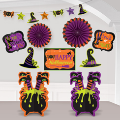 Witch Room Decorating Kit