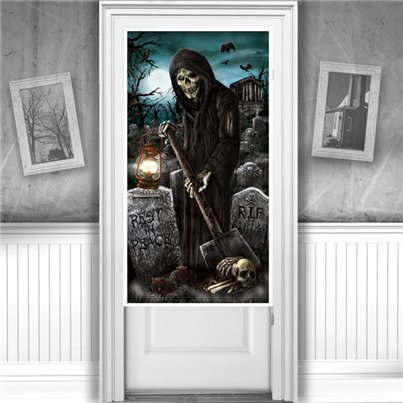 Cemetery Door Decoration - 1.7m