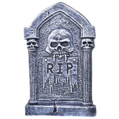 Tombstone - Assorted Designs 32.5cm