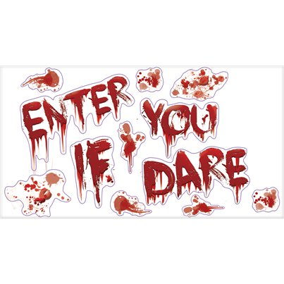 Enter if You Dare Wall Grabber
