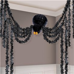 Hanging Spider Decoration