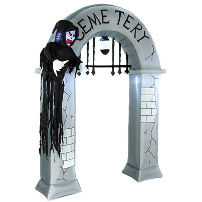 Inflatable Cemetery Arch - 2.4m