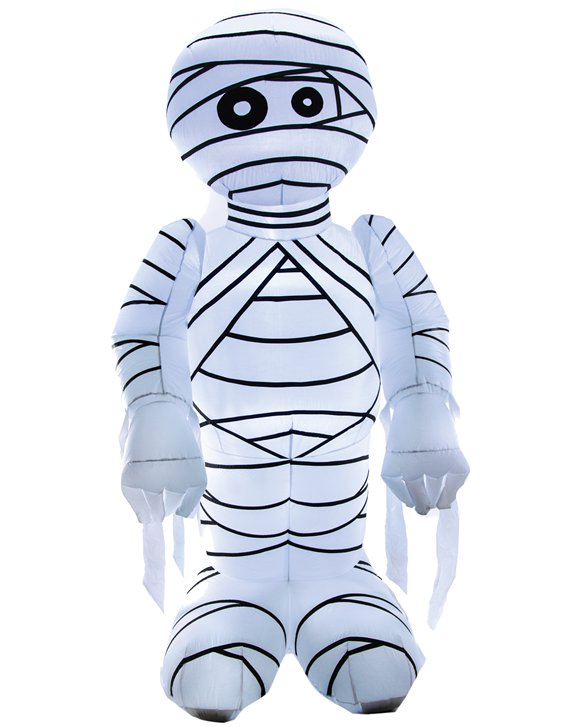 Inflatable Mummy - 2.4m