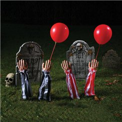 Creepy Clown Grave Breaker - Assorted Colours