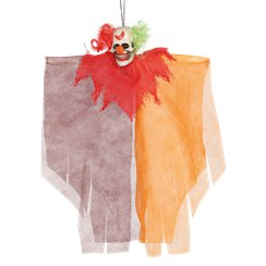 Hanging Clown Decoration (30cm)