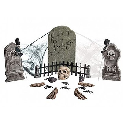 Build Your Own Cemetery Kit
