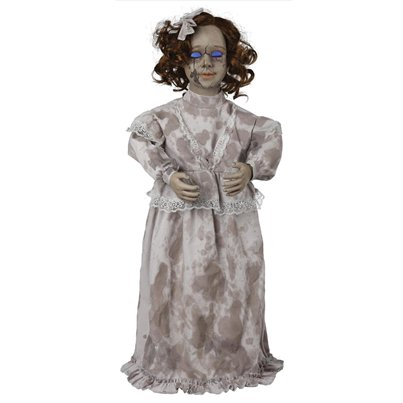 Victorian Doll Animated Figure (81cm)