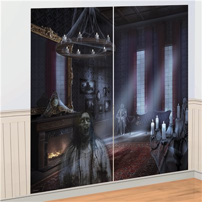 Dark Manor Wall Decoration Kit - 1.65m