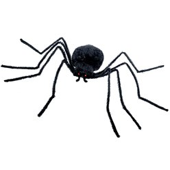 Giant Spider Decoration (2m)