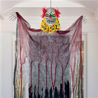 Clown Curtain - 2.4M