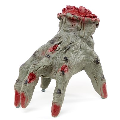 Animated Walking Zombie hand - 20cm Movement & Sound