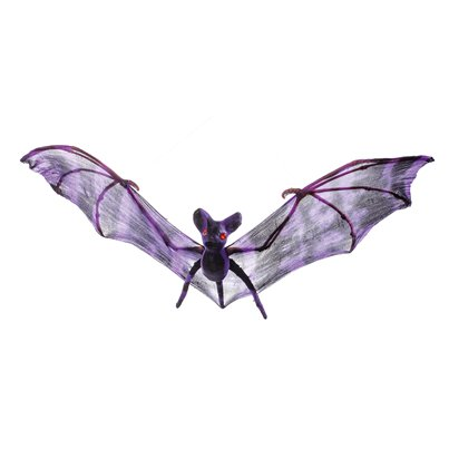 Purple Hanging Bat - 53cm