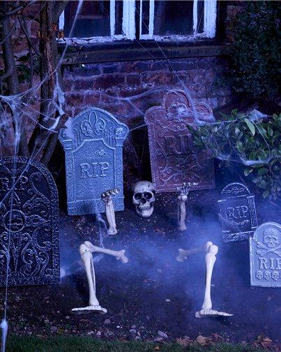 Outdoor Halloween Decorations Party Delights