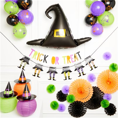 Trick or Treat Decorating Kit  - Deluxe