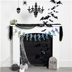 Halloween Indoor Decorating Kit