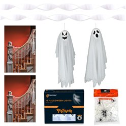 Ghostly Doorstep Decorating Kit