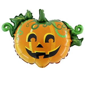 Linky Scary Pumpkin Balloons - 17