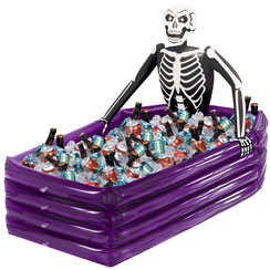 Skeleton Inflatable Cooler - 109cm