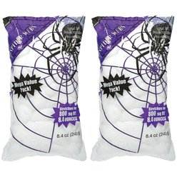 Mega Spider Web Multipack - 1600sq ft