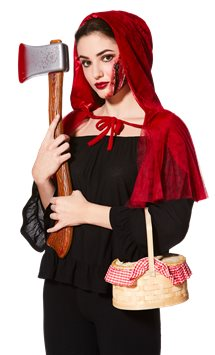 Red Riding Hood Accessory Kit