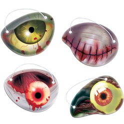 Zombie Eye Patches - 6cm