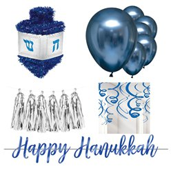 Hanukkah Deluxe Decorating Kit