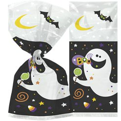 Happy Halloween Cello Bags