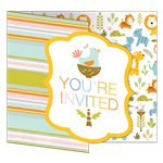 Happi Jungle Party Invites - Party Invitation Cards