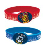 Harry Potter Rubber Bracelets