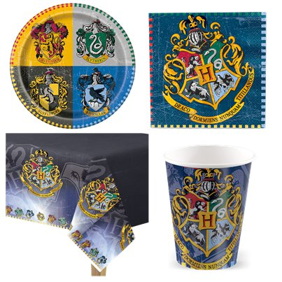 Harry Potter Value Party Pack