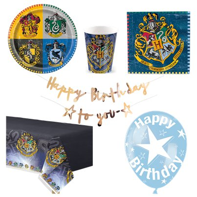 Harry Potter Deluxe Party Pack