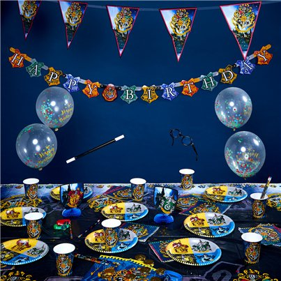 Harry Potter Super Deluxe Party Pack