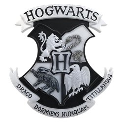 Hogwarts Crest Mood Light