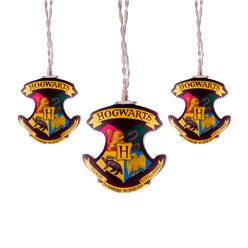 Hogwarts 2D String Lights - 12 x 2.5m