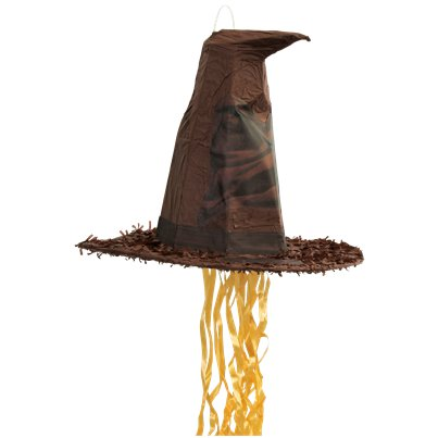 Harry Potter Harry Potter Sorting Hat Pull Pinata