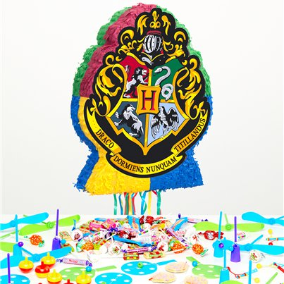 Harry Potter Pull Piñata Kit