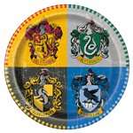 Harry Potter Paper Plates - 22cm