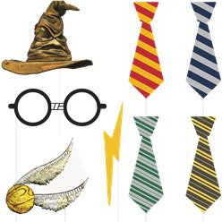 Harry Potter Photo Booth Props