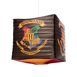 Hogwarts Cube Paper Light Shade