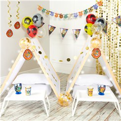 Harry Potter Party Sleepover Tent Kit