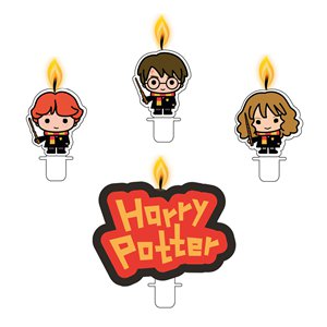 Harry Potter Novelty Candles