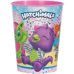 Hatchimals Plastic Favour Cup - 454ml