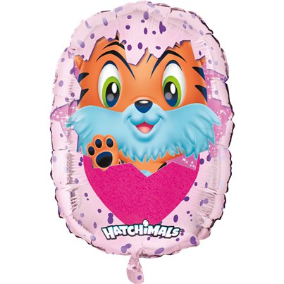 "Hatchimals Giant Balloon - 34"" Foil"
