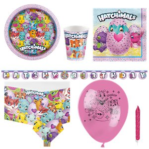 Hatchimals Party Pack - Deluxe Pack For 8