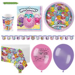 Hatchimals Party Pack - Deluxe Pack For 16