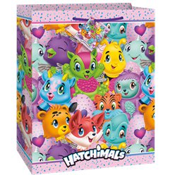 Hatchimals Large Gift Bag - 33cm