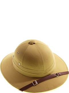 Safari Helmet